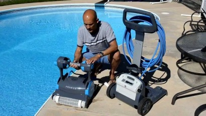 Top 5 Robotic Pool Cleaners