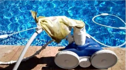 old polaris pool cleaner