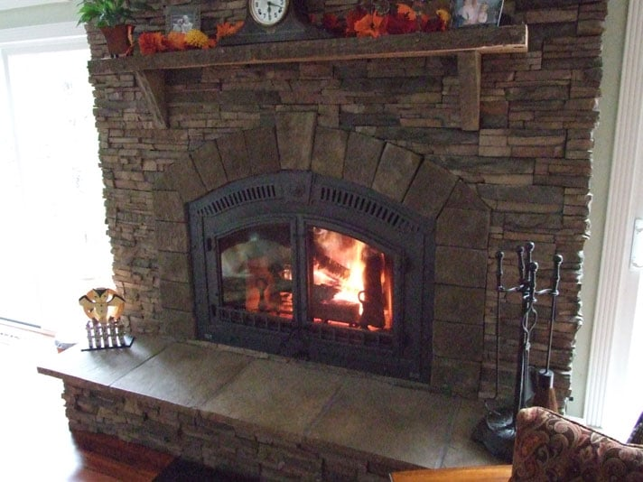 Improving Fireplace Efficiency With Wood Gas And Electric