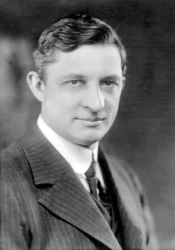 Willis Carrier, the inventor of air conditioning.