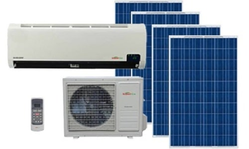 Benefits Of Solar Air Conditioning