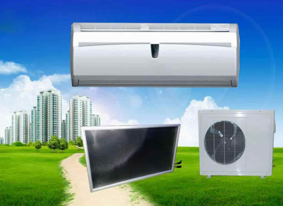 3 Types of Solar Air Conditioning Systems